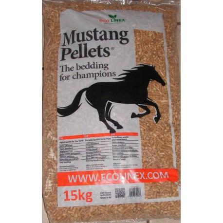 Einstreupellets  65x15 kg für Pferde